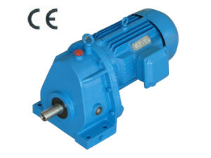 R Helical High Torque Horizontal Geared Motor