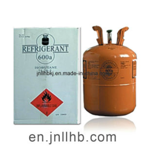 High Purity Refrigerant R600A with Factory Price