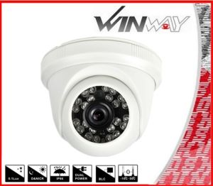 850tvl Tk-8239s IR Dome 20m Security Camera D300-550