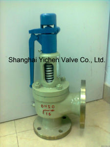 Steam Boiler High and Low Pressure Safety Relief Valve (A48) pictures & photos
