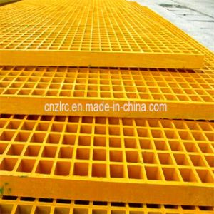 Corrosion Resistant FRP Floor Grating FRP Trench Mesh pictures & photos