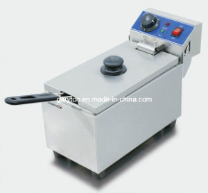 Commercial Deep Fryer for Frying Food (GRT-E061B) pictures & photos