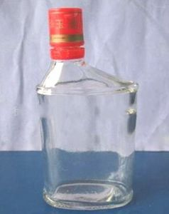 Mini Glass Vodka Bottle/ Wine Bottle/ Glass Wine Packaging pictures & photos