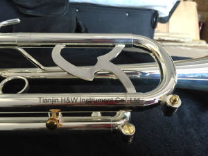 High Grade Trumpet (TR-410A) pictures & photos