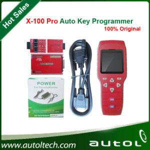 Newest Arrival Original X100 PRO Auto Key Programmer Better Than X100+ Handheld Key Programmer pictures & photos