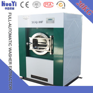 Fully Automatic Commercial Industrial Washing Machine pictures & photos