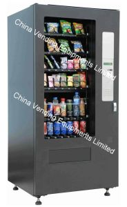 Refrigerating Snack and Drink Vending Machine (VCM4000)