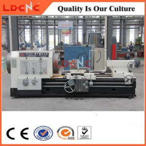 High Accuracy CNC Pipe Thread Lathe Machine Manufacturer pictures & photos