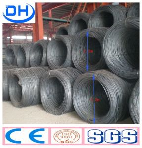 SAE1008 Hot Rolled Deformed Steel Wire Rod From China Tangshan pictures & photos