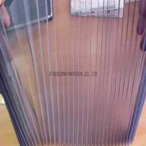 Fiberglass 18X16mesh Plisse Insect Screen pictures & photos