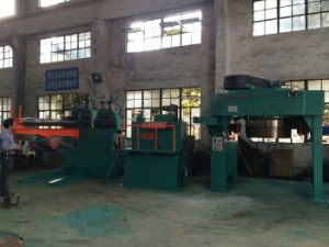 Decoiler Machine with Headstand Metal Drawing Machine pictures & photos