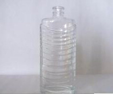 100ml Classic Cylinder Clear Bottle
