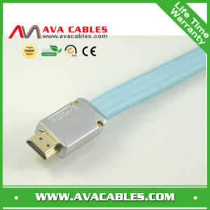 1.4V Flat HDMI Cable with Ethernet 3D