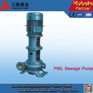 Vertical Chemical with High Efficiency Sewage Pump
