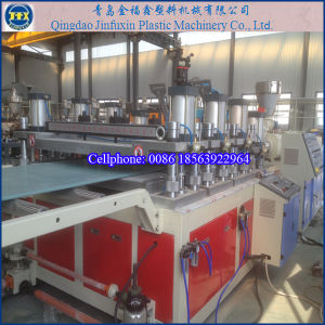 PVC Plastic Foam Plate Production Line pictures & photos