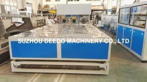 Full Automatic PVC Pipe Socketing Machine pictures & photos