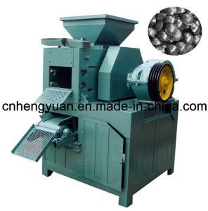 Large Capacity Carbon Powder Ball Making Machine