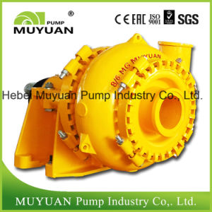 Heavy Duty Large Particle Handling Gravel and Sand Dredge Pump pictures & photos