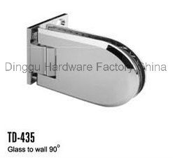 Stainless Steel Shower Hinge for Bathroom Td-435 pictures & photos