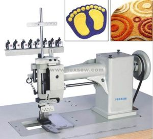 Tufting Machine for Flat Carpet pictures & photos