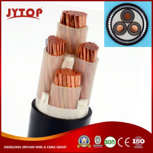 Multicore Electric Cable 3X70+35mm2 pictures & photos