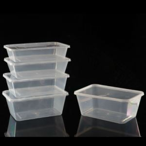 Disposable Plastic Take Away Container, Fast Food Package Thermoforming Machine pictures & photos