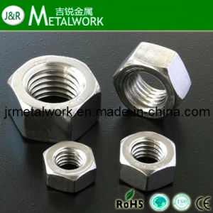 ANSI B18.2.2 A194 Gr 8 / 8m Stainless Steel 304 / 316 Hex / Hexagon Heavy Duty Nut pictures & photos