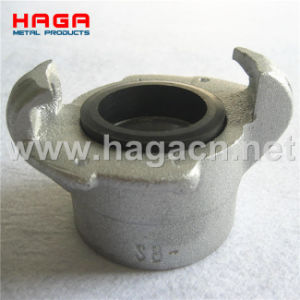 Aluminum Sandblast Coupling Female Adapter pictures & photos