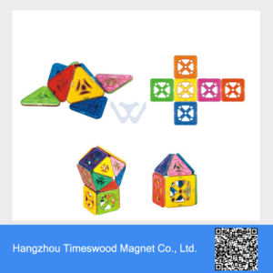 Magformers/ Magnetic Construction Set Toy for Kids pictures & photos