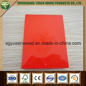 Wholesale High Glossy UV MDF Board for Kithcen Cabinet Door and Furniture pictures & photos