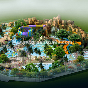 Indoor Water Park Conceptual Design pictures & photos