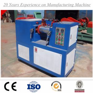 Open Type Lab Two Roll Mixing Mill (XK-160) with High Accuracy