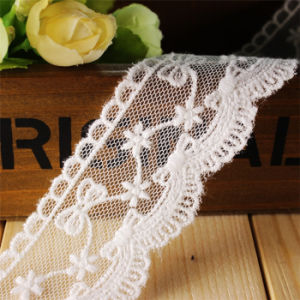 Embroidery Lace for Bra Cup pictures & photos