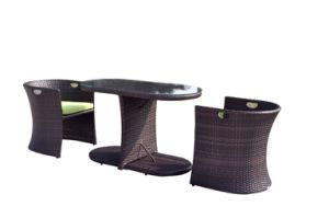 Stylish Garden Furniture with Wicker Rattan Chairs