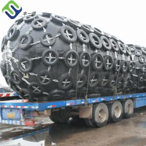 Floating Marine Pneumatic Rubber Fenders