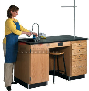 Professional Science Lab Bench Furniture Set for Classroom pictures & photos
