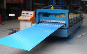 Corrugated Metal Steel Tile Forming Machine (13-65-850)