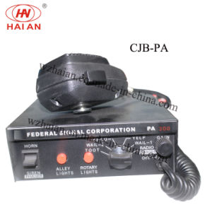 12V DC South America Special Sound Emergency Vehicle Siren (CJB-PA) pictures & photos