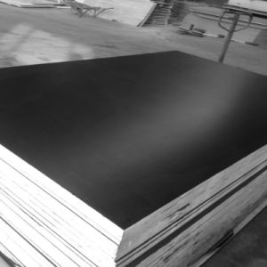 china film faced plywood poplar core black film mr glue melemne