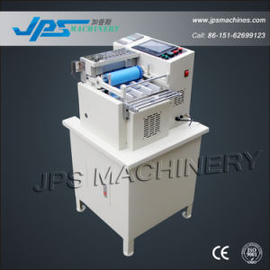 Jps-160A Automatic Nylon Collars and Nylon Rope Cutting Machine pictures & photos