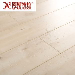 Embossed Engineered Elm Wood Flooring High Quality and None Smell/Laminate Flooring (AS18209)