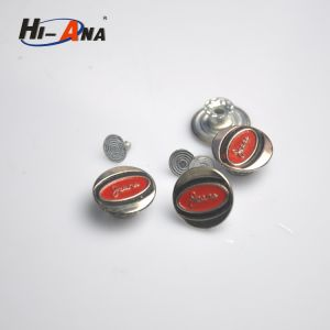 ISO 9001 Factory Various Colors Rhinestone Buttons for Jeans pictures & photos