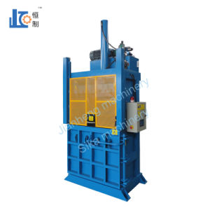 Ves30-11070/Ld Vertical Electric Baler for Waste Paper/Carton pictures & photos