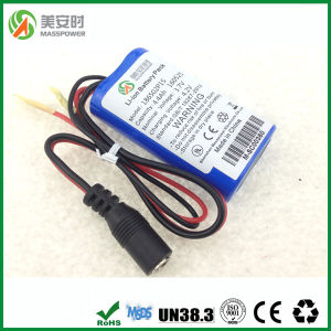 Rechargeable 4400mAh 3.7 Volt Li-ion Battery