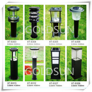 Chinese Solar LED Lawn Light/Lamp in Garden, Yard, Park pictures & photos