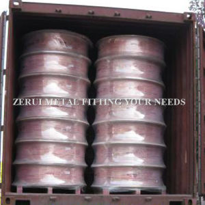 Annealed Level Wound Coil Copper Tube for Heat Exchanger pictures & photos