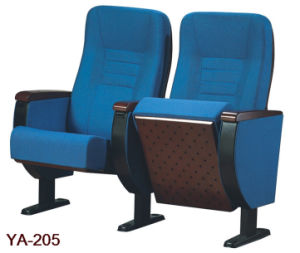Hot Sale Wooden Cinema Chair / Auditorium Seat for Sale (YA-205) pictures & photos