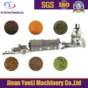 Easy Operation Automatic Fish Feed Machine