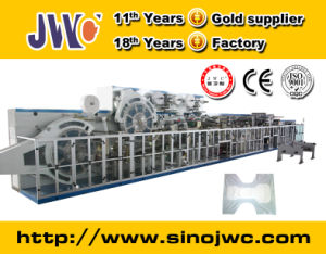 Semi Servo Adult Diaper Production Line pictures & photos