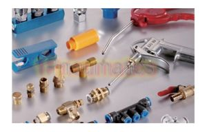 Pneumatic Auxiliary Components Quick Fittings